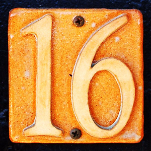 Number 16 - Sixteen in numerology