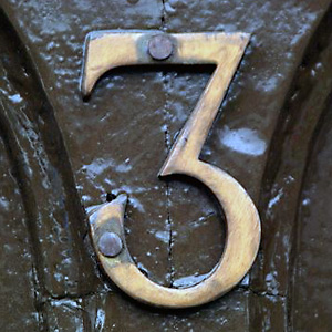 Numerology - Number 3 - Three