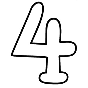 Number 4, Four in numerology | Numerology Meaning