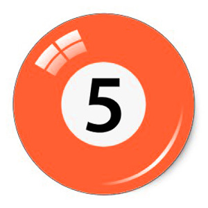 Numerology - Number 5 Five