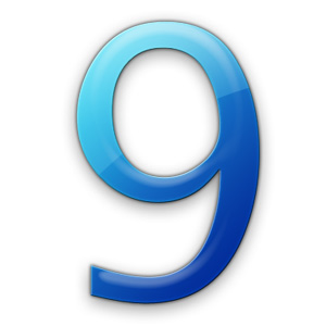 Numerology - Number 9 Nine