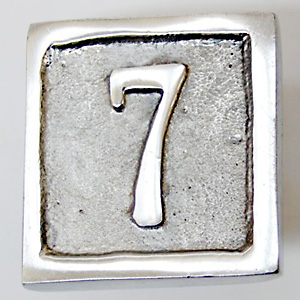 Date of birth numerology - number 7