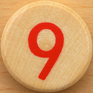 Number 9 Meaning