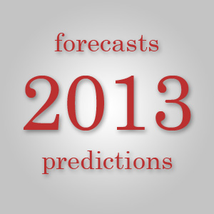 Numerology 2013 predictions